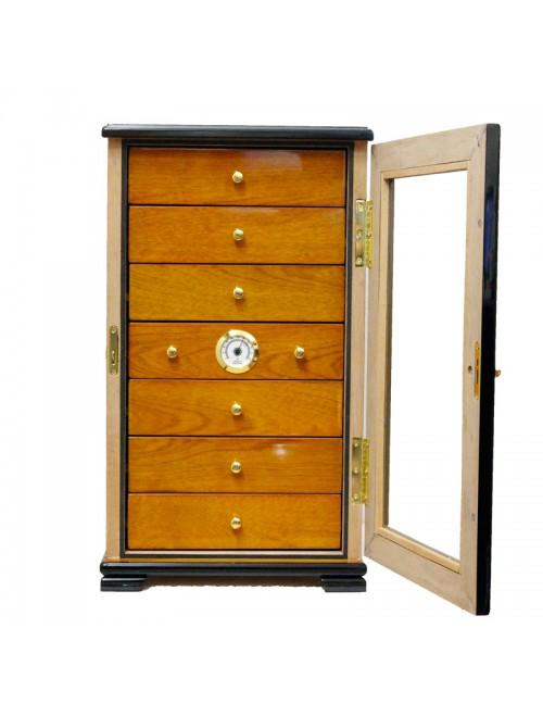 Humidor 3000 7 Draw Cabinet