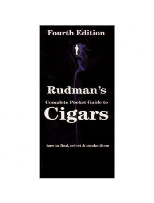 Rudmans Fourth Edition Cigar Guide